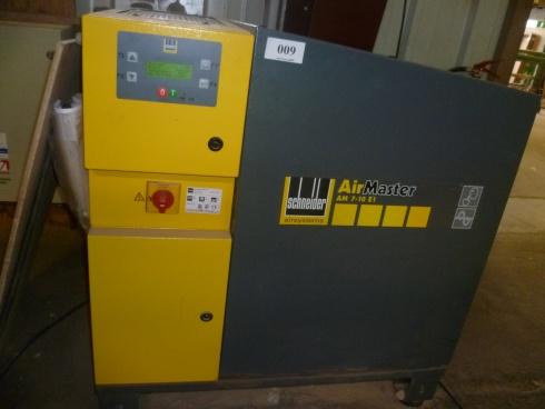Skrutkové kompresory Schneider AirMaster AM7